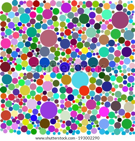seamless bubble vector background