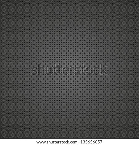 Seamless carbon background gray texture