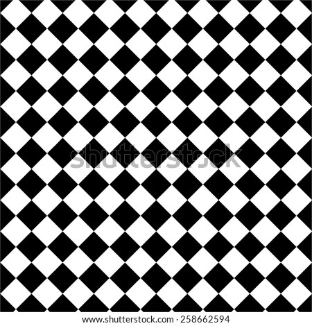 Seamless checkered  tablecloth pattern  - stock vector