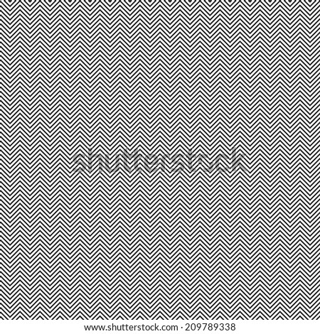 Seamless Chevron ZigZag Line Pattern Background. Ideal for use with Guilloche elements in Vouchers and Certificates. - stock vector