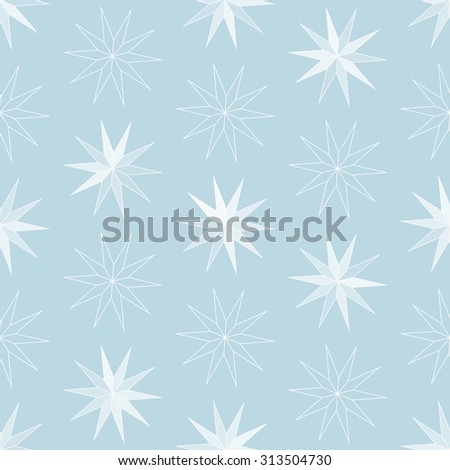 Seamless colorful background made of crystals
