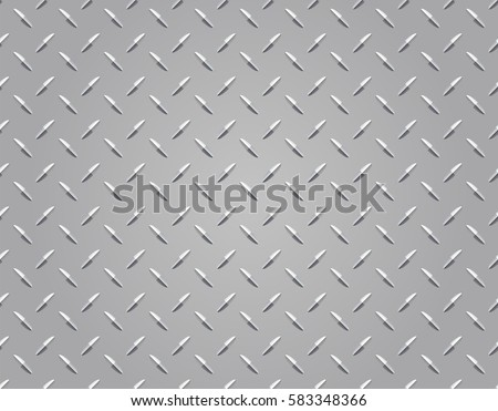 Seamless diamond plate wallpaper tile  sc 1 st  Shutterstock & Seamless Diamond Plate Wallpaper Tile Stock Vector HD (Royalty Free ...