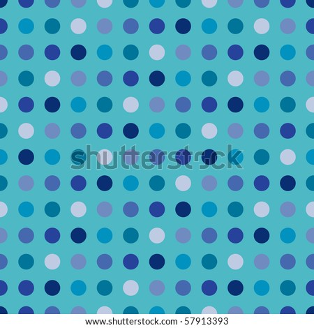 Seamless Dots Background