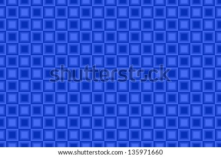 Seamless Geometric Background with Square Pattern