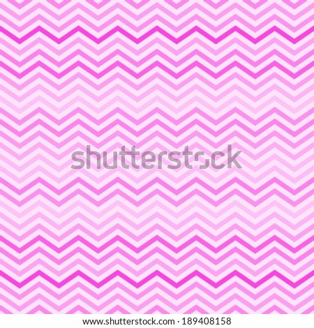 Seamless geometric ethnic zigzag pattern in pink colors
