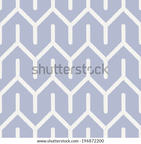 seamless geometric mesh pattern - stock vector