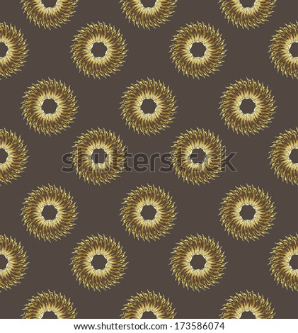 Seamless geometric pattern. Background. Vector illustration.