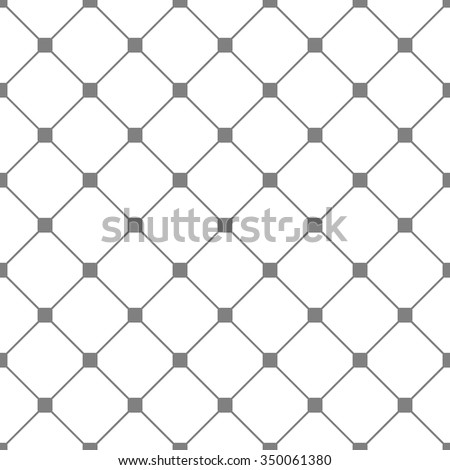 Seamless geometric pattern. Fashion graphics background design. Abstract modern stylish texture. Repeating tile with rhombuses. For prints, textiles, wrapping, wallpaper, website, blogs etc. VECTOR - stock vector