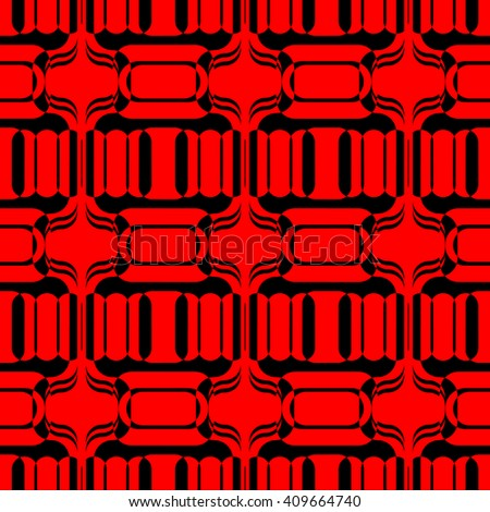 Seamless geometric pattern for illustrations, fabrics and other areas of decoration.