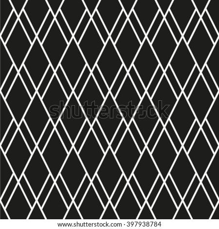 Seamless geometric pattern, geometric simple print. Vector repeating texture. - stock vector