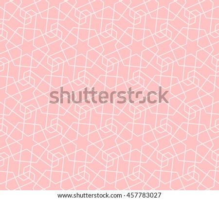 Seamless Geometric Pattern which Rotated slightly .