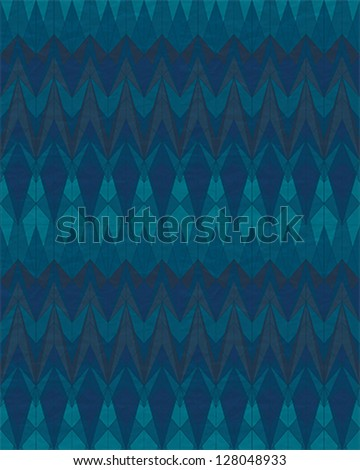 Seamless geometric pattern with crumpled texture
