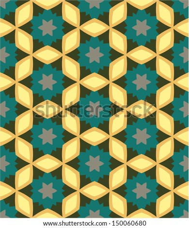 Seamless geometric texture,vector background, Can be used in textiles, for book design, website background