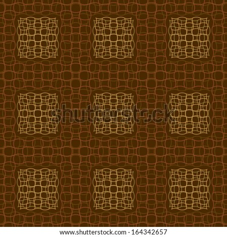 seamless geometrical background with squares