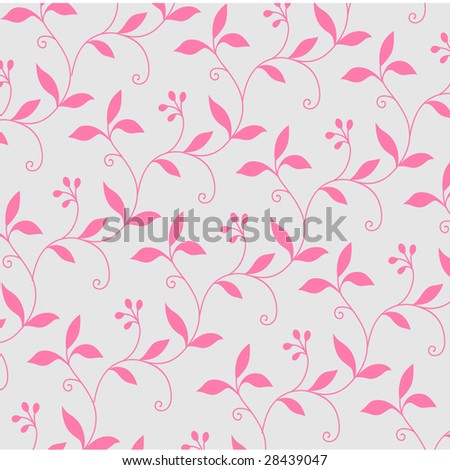 seamless grey pink green vector  design texture - stock vector