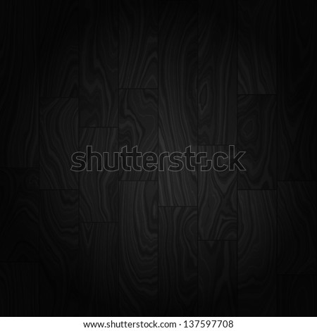Seamless hardwood floor vector - stock vector