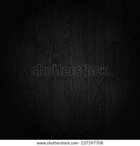 Seamless hardwood floor vector - stock vector