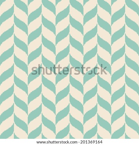 seamless herringbone pattern - stock vector