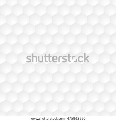 Seamless hexagon pattern.