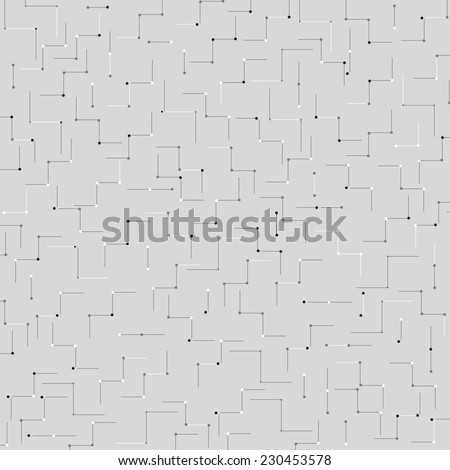 Seamless industrial linear vector wallpaper