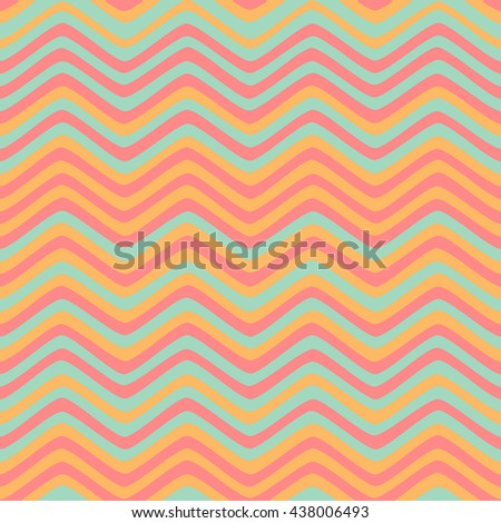 Seamless lines background with colorful stripes. Vector repeating texture.