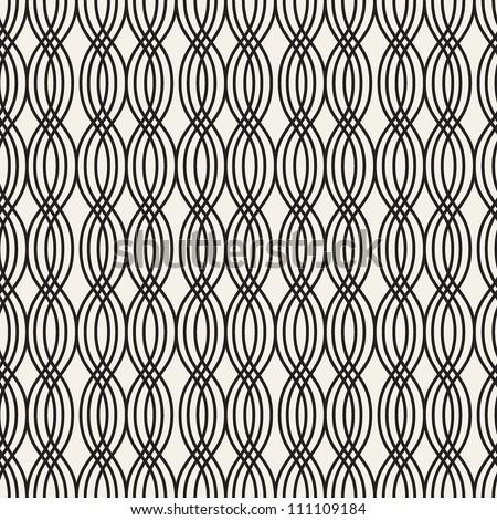 seamless mesh pattern - stock vector