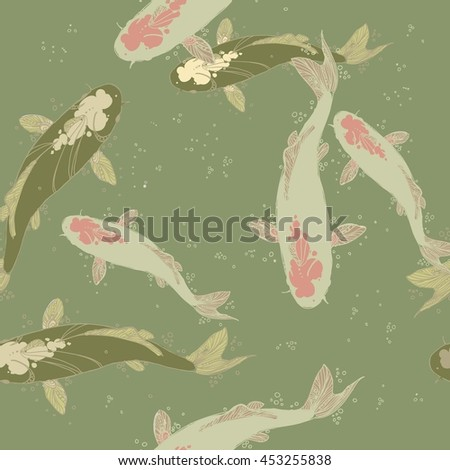 Annanenasheva 39 s portfolio on shutterstock for Japanese ornamental fish