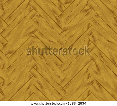 seamless parquet background - stock vector