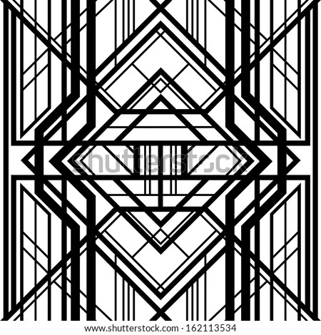 Black And White Line Pattern Stock Images, Royalty-Free ...