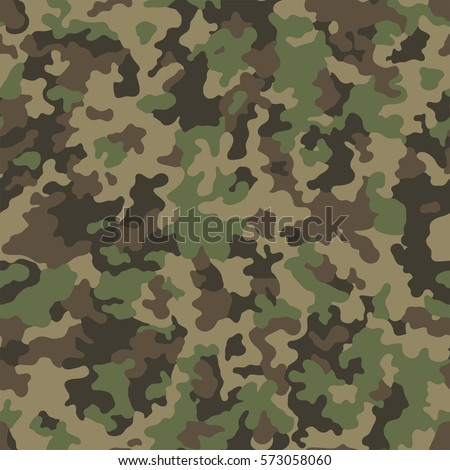 seamless pattern abstract military hunting camouflage