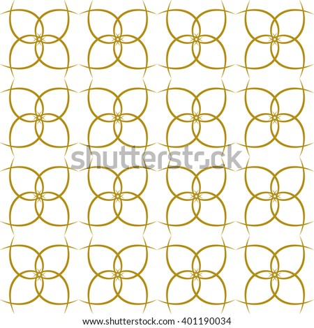 Seamless pattern. Abstract vector texture. Elegant geometric pattern on a white background. Can be used for wallpaper, textiles, wrapping paper, page fill, design, web page, background. - stock vector