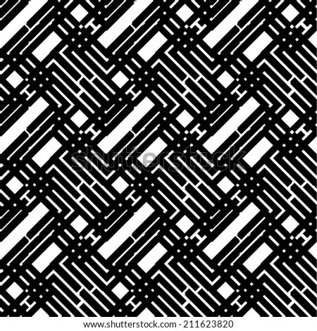 seamless pattern background vector - stock vector