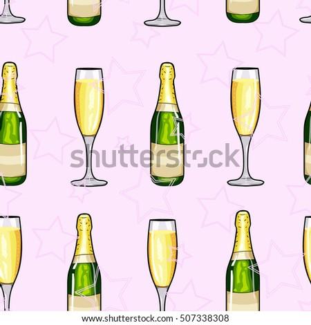 champagne bottle cartoon wwwpixsharkcom images
