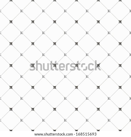 seamless pattern, geometric background in white and grey colors, vector illustration