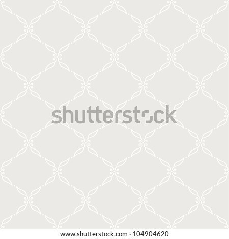 Seamless pattern gray and white - stock vector
