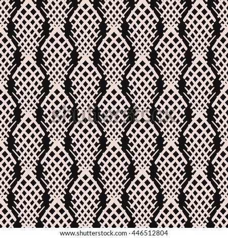 Seamless pattern. Modern stylish texture.