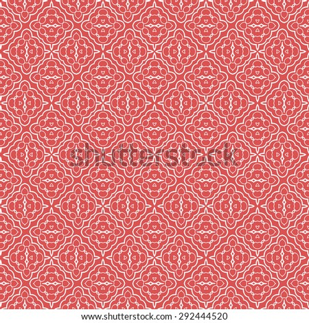 Seamless pattern. Modern wallpaper background for Your design. Template for decorating books, postcards, wallpaper, wall, web design. Asian style texture. Vector background - stock vector