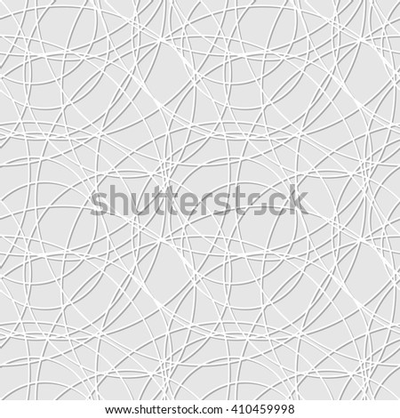 Seamless pattern of circles. Trendy  texture. Endless stylish backdrop.  Cloth design, wallpaper, wrapping