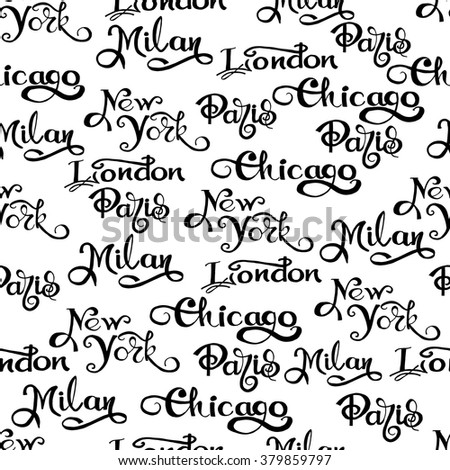 Words associated with the city (london)?