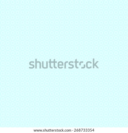 Seamless pattern pixel art background for website faint native color small parts pale blue azure - stock vector