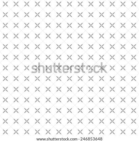 Seamless pattern, repeating pattern, vector background - stock vector