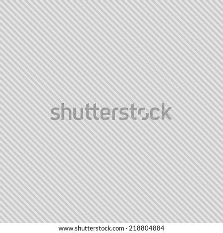 Seamless pattern. Stripy grey diagonal texture. Vector eps10 - stock vector