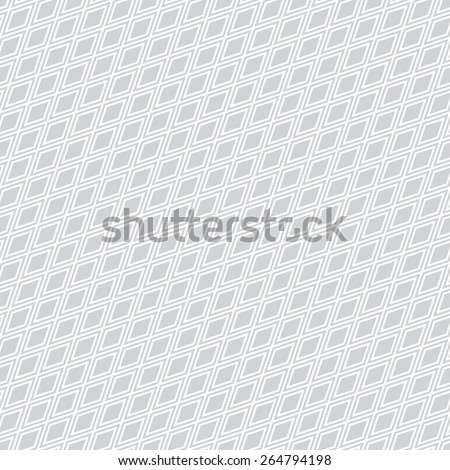 Seamless pattern. Stylish texture with repeating geometric shapes. Lines and diamonds. Monochrome. Backdrop. Web. Vector illustration - stock vector