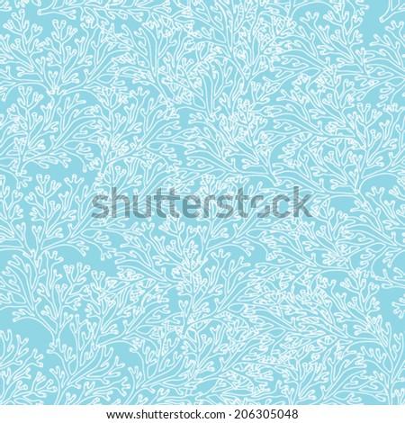 Seamless Underwater Texture seamless pattern texture print underwater ocean stock vector