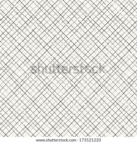Seamless pattern. Vector abstract background. Cool cell structure - stock vector