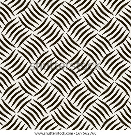 Seamless pattern. Vector abstract background. Stylish cell structure