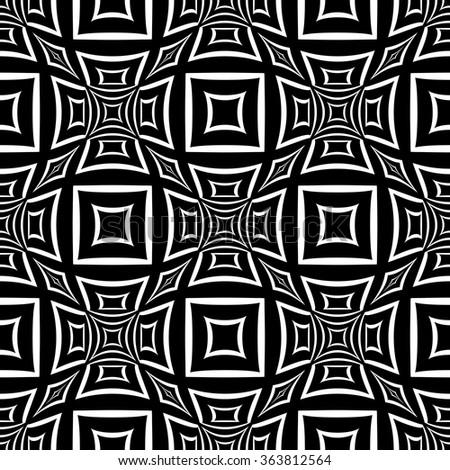 Seamless pattern. Vector art. - stock vector