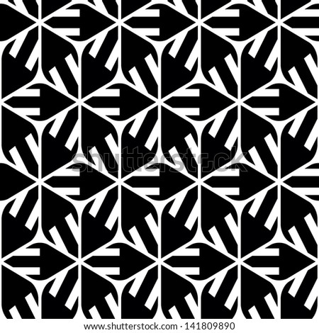 Seamless pattern. Vector illustration. - stock vector
