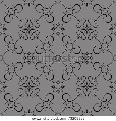 Seamless pattern. Vector illustration - stock vector