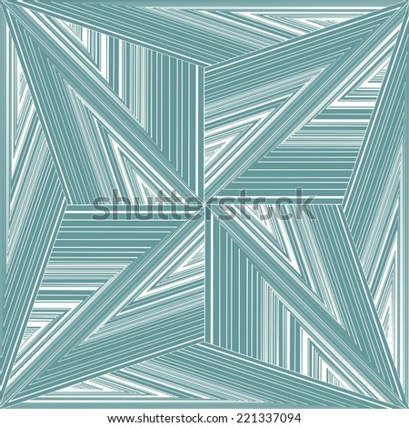 Seamless Pattern Vector 126 - Modern stylish texture. Repeating geometric tiles. - stock vector